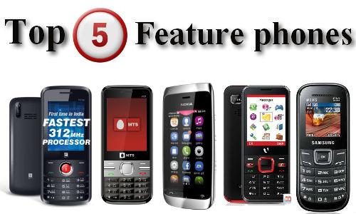 5,999 रुपए के अंदर हाल ही में लांच हुए टॉप 5 लेटेस्ट फीचर फोन