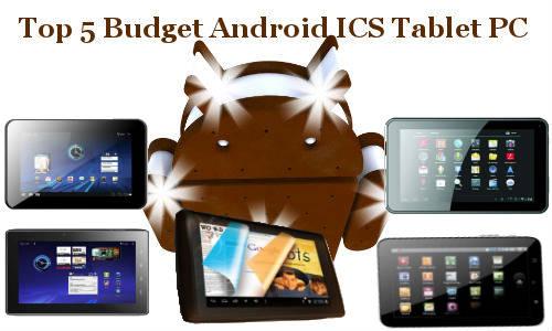 6,000 रुपए के अंदर टॉप 5 बजट एंड्रायड टैबलेट डील्स