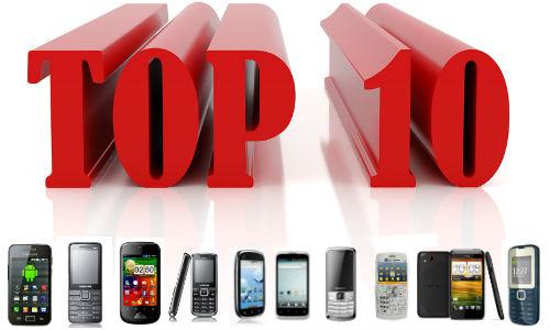 भारत में उपलब्ध टॉप 10 सीडीएमए और जीएसएम स्मार्टफोन