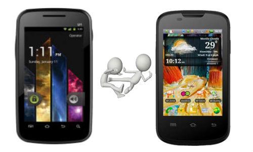 5,000 रुपए के अंदर में जेन अल्ट्राफोन और माइक्रोमैक्स निंजा 3 ए57 में से कौन है बेहतर ?