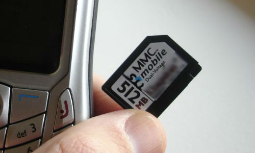 how to unlock your memory card