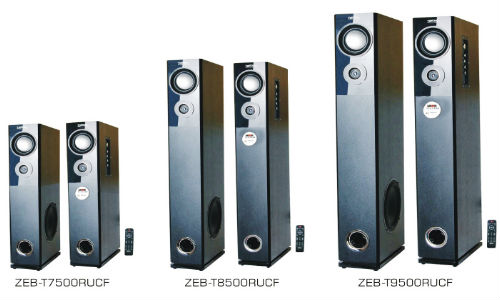 Tower speakers (Picture)