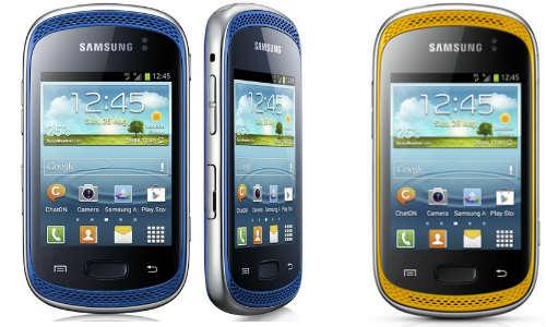 9,890 रुपए में मिलेगा सैमसंग का नया गैलेक्सी म्यूजिक फोन