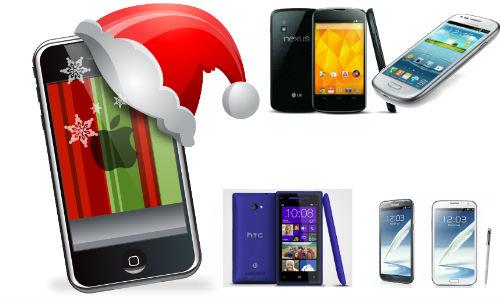 क्रिसमस में आप ले सकते हैं ये 5 स्मार्टफोन