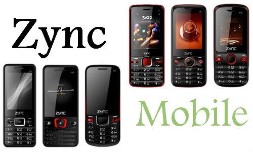 जिंक ने लांच किए 1,399 रुपए की शुरुआती कीमत में 6 ड्युल सिम मोबाइल