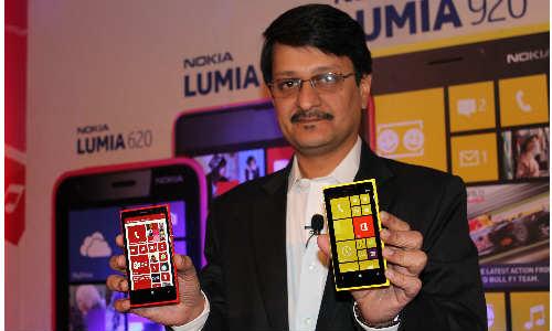नोकिया ने भारतीय बाजार में लांच किए ल्यूमिया 820 और ल्यूमिया 920 स्मार्टफोन