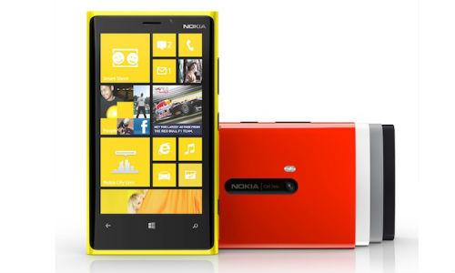 कल भारत में लांच होंगे नोकिया ल्यूमिया 920 और 820 विंडो फोन