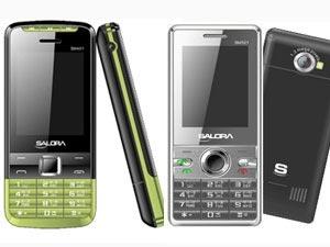 सलोरा ने लांच किया शानदार मल्टीमीडिया फोन sm 401