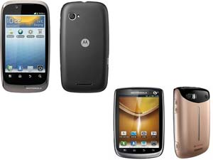 मोटोरोला लांच करेगा दो नए स्मार्ट टच फोन