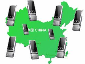 चीन बना सबसे ज्यादा मोबाइल फोन धारकों वाला देश