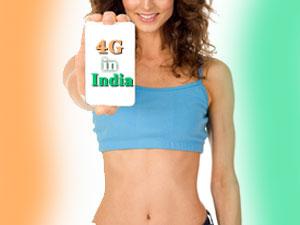 भारत में जल्द दस्तक देने वाला है 4जी