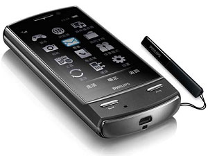 फिलिप्स भारत में भी लांच करेगा एक्स086 ड्यूल सिम फोन