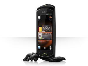 सोनी एरिक्सन के दमदार म्यूजिक फोन है लाइव और मिक्स