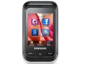 सैमसंग ने पेश किया मात्र 3,400 में मल्टीटच स्क्रीन फोन