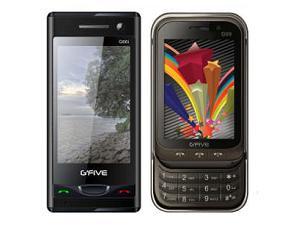 जी फाइव ने लांच किए स्मार्ट फीचर वाले दो फोन