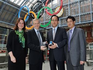 ओलंपिक के लिए विशेष मोबाइल लायेगा सैमसंग