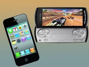 क्या सोनी एरिक्सन आई फोन 4 से ज्यादा बेहतर है?