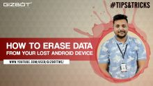 How to Erase data from your lost Android device (HINDI)