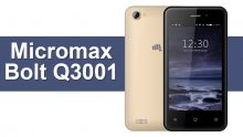 Micromax Bolt Q3001 (Hindi)