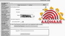 How to download eaadhaar card? (Hindi)