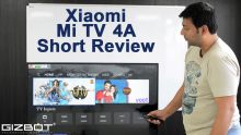 Xiaomi Mi LED Smart TV 4 Short Review : Hindi