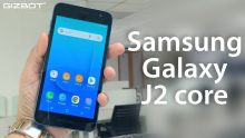 Samsung Galaxy J2 Core Special Features