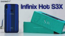 Infinix Hot S3X Unboxing and top features preview