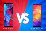 Redmi Note 7S vs Redmi Note 7 Pro: 48 MP से लैस दो कम कीमत वाले स्मार्टफोन