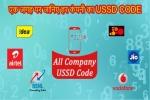 किसी भी नेटवर्क कंपनी के USSD Code का पता कैसे लगाएं