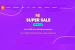 Mi Super Sale एक बार फिर हुआ शुरू, ढेरों ऑफर्स से भरपूर