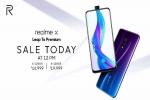 Realme X की आज पहली बार होगी फ्लैश सेल, 12 बजे से होगी बिक्री