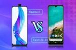 Realme X और Xiaomi Mi A3 में कौन सा फोन बेस्ट है ?
