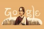 गूगल ने डूडल के जरिए कामिनी रॉय को किया याद, महिलाओं को किया था जीवन भर जागरूक