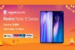 Redmi Note 8 और Redmi Note 8 Pro आज पहली बार बिक्री के लिए हुए उपलब्ध