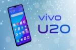Vivo U20 हुआ लॉन्च: 5000 mAh, 3 कैमरा, 4-6 जीबी रैम और भी बहुत कुछ