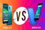 Nokia 2.3 vs Redmi Go: दो कंपनी के सबसे सस्ते स्मार्टफोन में सबसे अच्छा कौन...?