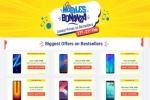 Flipkart Mobiles Bonanza Sale 2020: 60% डिस्काउंट के साथ मिल रहे हैं ये स्मार्टफोन्स