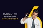 Realme 6 सीरीज को सलमान खान ने किया टीज़, लॉन्च डेट हुई कंफर्म