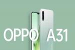 Oppo A31 2020 हुआ लॉन्च, जानिए स्पेसिफिकेशंस, बैटरी, डिस्प्ले कैमरा और कीमत