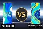 Poco M2 Pro vs Redmi Note 9 Pro: जानिए डिस्प्ले, प्रोसेसर, बैटरी, कैमरा, कीमत और बिक्री
