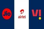 Airtel, Jio और Vi के 2GB डेली डेटा और 84 दिन की वैलिडिटी वाले बेस्ट प्रीपेड प्लान्स