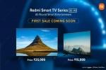 Redmi स्मार्ट टीवी भारत में हुई लॉन्च, शुरुआती कीमत है सिर्फ 15,999 रुपये