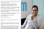 पेटीएम के विजय शेखर शर्मा को मिला एक अजीब मेल, कहा मैं बहुत पैसा कमा सकता हूँ, जानें पूरी खबर