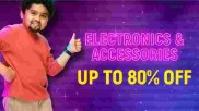 Flipkart Big Saving Days Sale: 24 से 26 मार्च तक मिलेगा भरपूर डिस्काउंट
