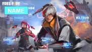 Free Fire गेम में कैरेक्टर्स के नाम को कैसे बदलें