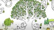 Earth Day 2021: गूगल ने डूडल के जरिए मनाया पृथ्वी दिवस और दिया पर्यावरण बचाने का संदेश