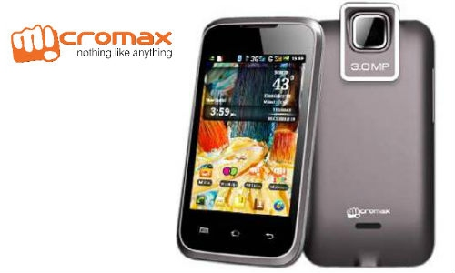 माइक्रोमैक्स ने लांच किया 5999 रुपए में ए54 स्मार्टी स्मार्टफोन