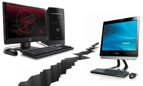 ऑल इन वन पीसी लें या फिर डेस्कटॉप?