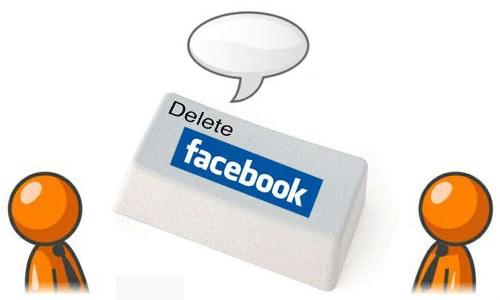 फेसबुक से कैसे डिलीट करें चैटिंग मैसेज
