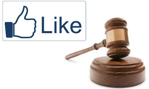 नहीं अच्छा लगा लाइक बटन तो ठोंक दिया फेसबुक पर मुकदमा
